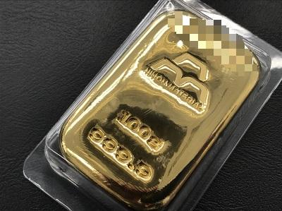 純金インゴット買取 100g 金を売るのにMARUKAを選ばないなんて!!