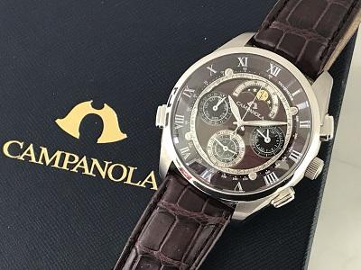 シチズン カンパノラ買取 高級時計買取なら 明石市 姫路市 JR神戸線 MARUKA