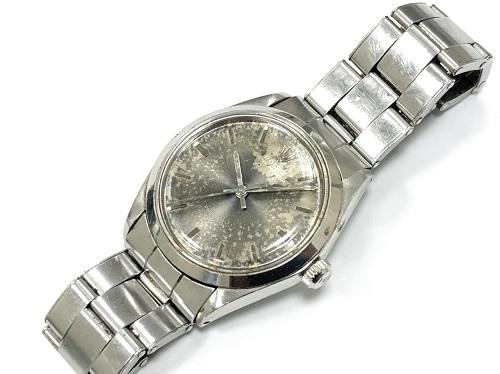 ロレックス買取 時計買取 エアキング 5500 中古品 ジャンク品 高価買取 京都 四条河原町 マルイ店