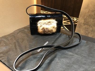 サンローラン 高価買取 マルカ 銀座本店 イヴサンローラン 高額査定 ブランドバッグ