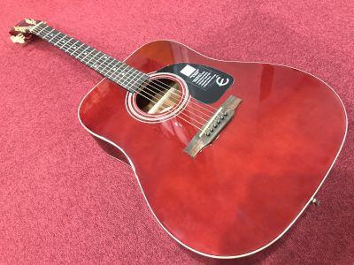 エピフォン アコースティックギター買取 DR-100 中古楽器買取販売はMARUKA楽器へ