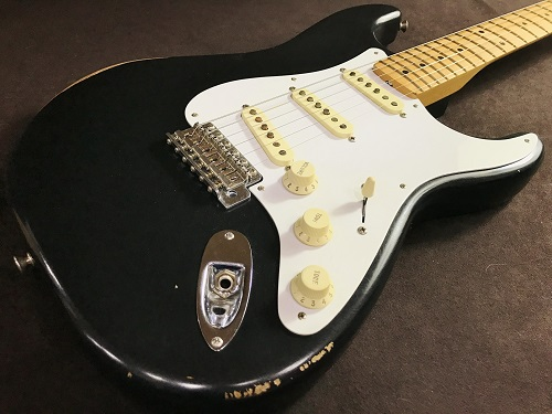 FENDER MEXICO ROADWORN 50S STRATOCASTER 買取 ギター 買取 京都 四条