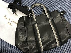 ポールスミス買取 出張買取 ブランド品 2wayバッグ