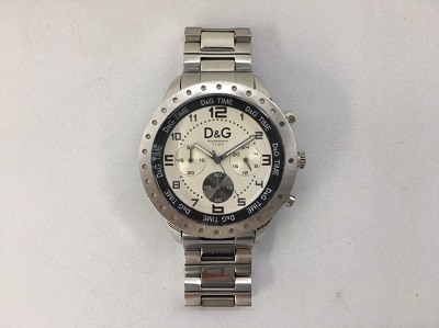 D&G 時計買取 ブランドウォッチ ドルガバ買取なら 京町筋 三宮センター街 MARUKA