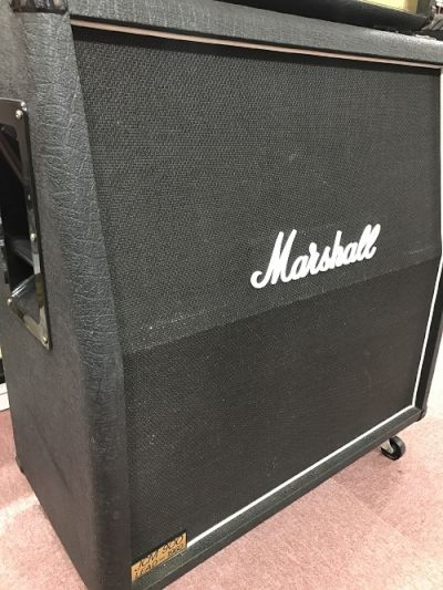 Marshall 1960A キャビネット 買取 京都 楽器 アンプ 出張買取 リサイクルショップ 四条