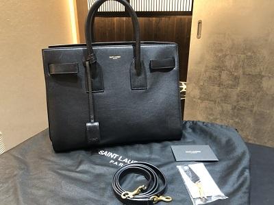 サンローラン 高価買取 マルカ 銀座本店 サックドジュール 買取強化 ブランドバッグはマルカ