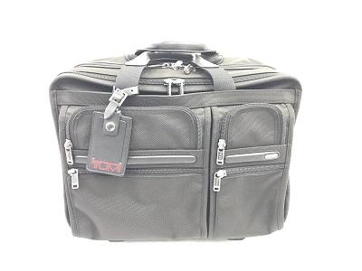 トゥミ キャリーバッグ買取 壊れた鞄買取なら 三宮センター街 三宮 JR 阪神 阪急のMARUKA
