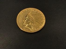 インディアン金貨 10ドル 金貨買取 福岡 天神 貴金属 コイン買取 福岡 博多 大名