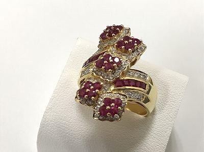 デザインが古くなった宝石つけていない宝石買取はMARUKA心斎橋店