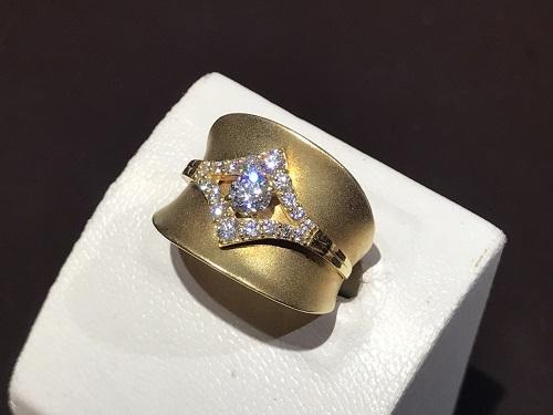 指輪 買取 K18 貴金属 宝石 ダイヤモンド 京都 四条 烏丸 寺町 京極