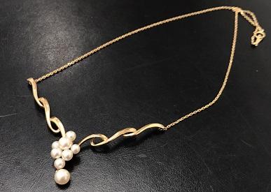 タサキ 真珠 ネックレス 買取 京都 西大路七条