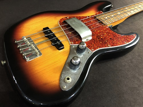 Fender American Vintage 62 Jazz Bass Stack Knob 買取 京都 楽器 買取