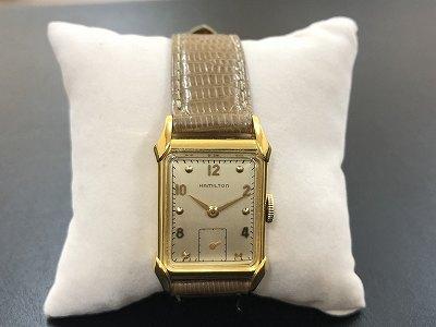 ハミルトン 980 時計買取 時差がある時計買取 祇園 四条 河原町 マルカマルイ店