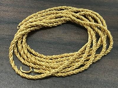 金買取 ネックレス K18 5,2g 金高く売るなら 京都MARUKA 大宮店へ