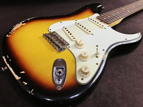 Fender Custom Shop Michael Landau Signature 1968 Stratocaster Relic 買取
