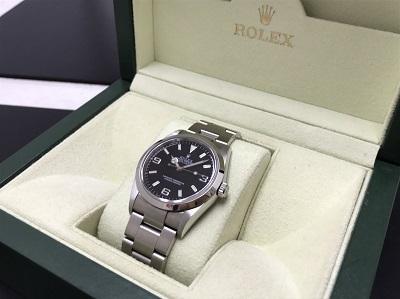 ロレックス買取 エクスプローラー1買取 Ref.114270 腕時計 西京極 西院 吉祥院 下京区 七条店