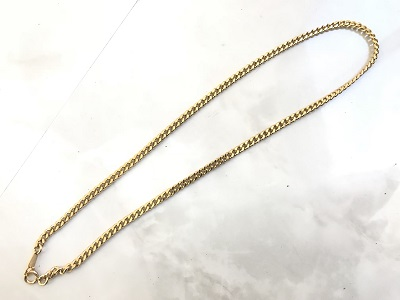 K18 ネックレス買取 750 ゴールド買取なら 神戸市 北区 三宮 MARUKA