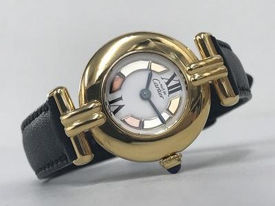 カルティエ マストコリゼ買取 ヴェルメイユ 時計買取なら 元町 生田筋 鮎川筋 MARUKA