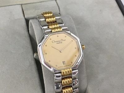 クリクリスチャンディオール 時計買取 ブランド ウォッチ買取なら 三ノ宮 マルイ フラワーロードMARUKA