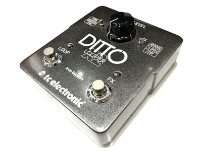 TC ELECTRONIC Ditto X2 Looper エフェクター 買取 京都 四条 楽器買取