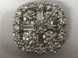 ダイヤモンド買取 ペンダントトップ PT900 1.00CT 2.9g ダイヤモンドジュエリー買取はマルカ!