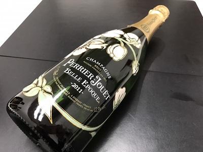 ペリエ・ジュエ買取 ベルエポック買取 シャンパン お酒買取 西七条 下京区 南区 吉祥院 七条店