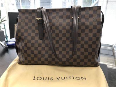 ヴィトン買取 人気バッグ チェルシー N51119 10年前のバッグも高価買取MARUKA心斎橋店
