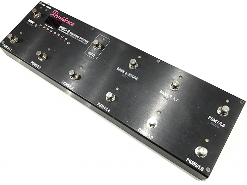 PROVIDENCE PEC-2 買取 スイッチャーの高価買取なら京都のMARUKA楽器へ!