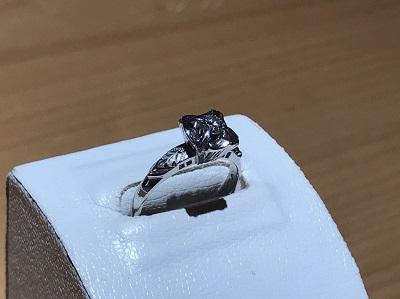 ダイヤモンド買取 Pt900 0.18ct 3.6g 宝石 出張買取