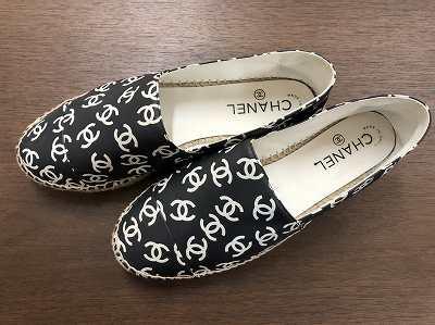 シャネル買取 シャネル靴買取 ブランド靴状態悪くても買取 京都 東山 左京 河原町MARUKAマルイ店