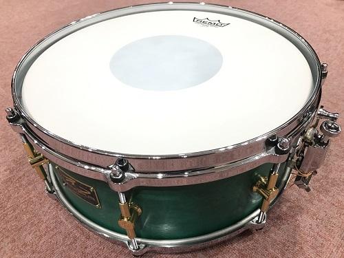CANOPUS カノウプス MO-1455 Turquoise スネア買取 ドラム買取 京都四条 烏丸