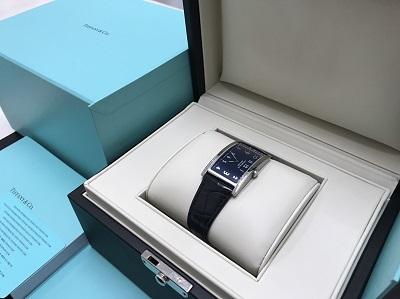 時計買取 ティファニー買取 腕時計 イーストウエスト 高価買取 京都 四条 河原町 祇園 下京区