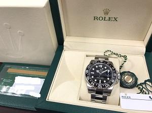 GMTマスター ロレックス買取 高い 福岡 天神 西通り 時計買取 福岡 大名 博多