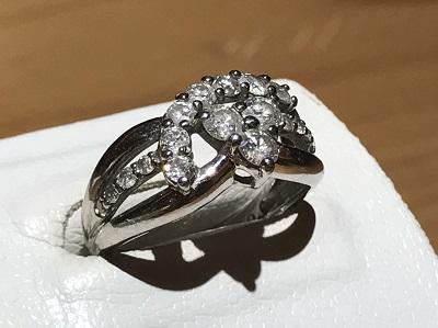 ダイヤモンド買取 Pt900 1.00ct 5.2g 宝石 宅配買取