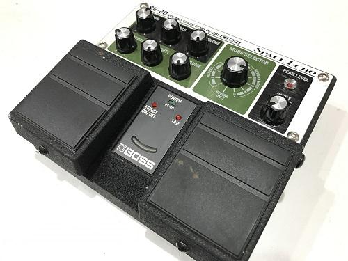 BOSS RE-20 買取 京都の楽器買取なら中古楽器専門店のMARUKA楽器へ!