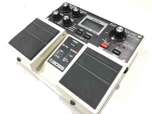BOSS DD-20 買取 エフェクター、ギター買取なら京都のMARUKA楽器へ!