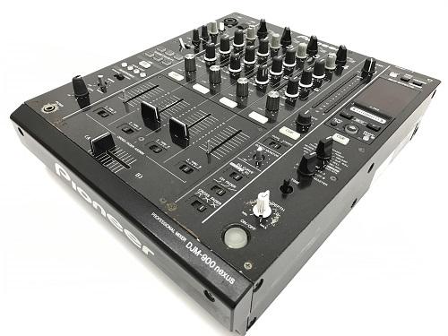 Pioneer DJM-900NXS Nexus DJ ミキサーの買取なら京都のMARUKA楽器へ!