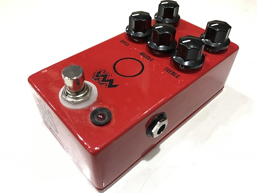 JHS Pedals Angry Charlie V3 買取 京都、大阪のエフェクター買取はMARUKA楽器へ!