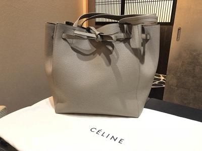 セリーヌ 買取 マルカ 銀座 ブランドバッグ 買取強化中 横浜市在住30代女性のお客様