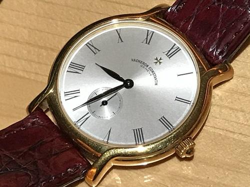ヴァシュロンコンスタンタン 時計 買取 京都 四条 烏丸 ブランド