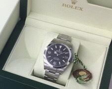 ロレックス エクスプローラー1買取 214270 大阪で時計を高く売るならMARUKA心斎橋店へ