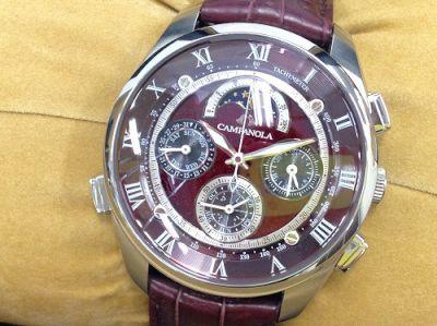 シチズン買取 カンパノラグランドコンプリケーション 日本製時計買取もMARUKA心斎橋店