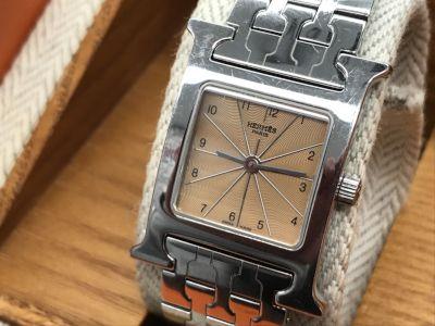 エルメス Hウォッチ買取 HH1210 ファッションブランドの時計も高価買取 MARUKA心斎橋店