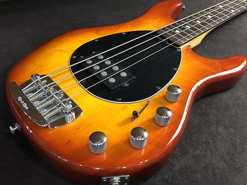 MUSICMAN STERLING4 買取 エレキベースの買取ならMARUKA楽器へ!