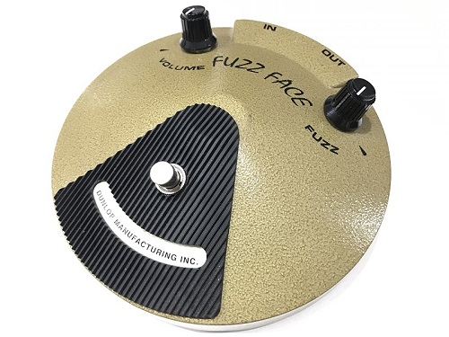 Jim Dunlop ジムダンロップ EJ-F1 Eric Johnson Signature Fuzz Face エフェクター買取 京都四条 楽器買取