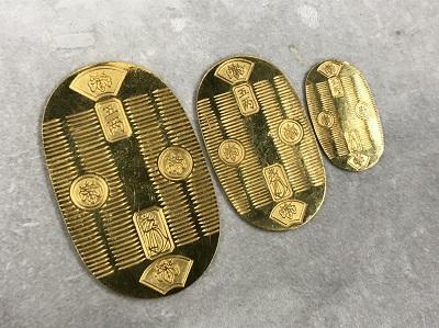 金買取 小判 純金 K24 合計90.0g 貴金属買取 資産 遺品整理 マルカ渋谷店