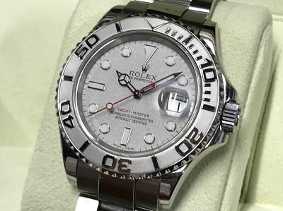 ロレックス買取 ヨットマスター 16622 ロレジウム D番 時計買取 マルカ渋谷店