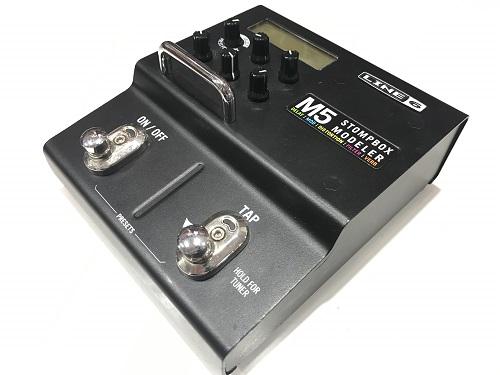 LINE6 M5 買取 ギター、エフェクター、管楽器の買取を京都でお探しの方はお任せ下さい!