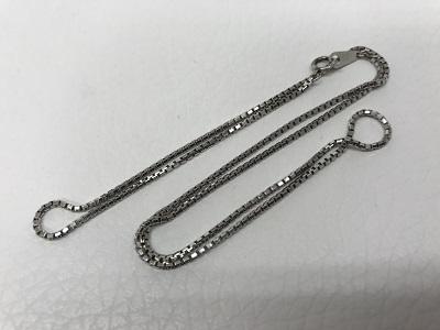 PT850 ネックレス買取 プラチナ 地金買取なら 県庁前 元町 三ノ宮 MARUKA