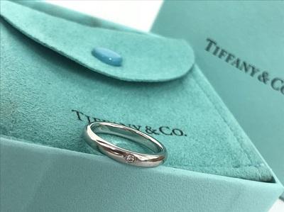 ティファニー プラチナリング買取 ブランドジュエリー 指輪買取なら 西宮市 さくら夙川 甲子園口 MARUKA
